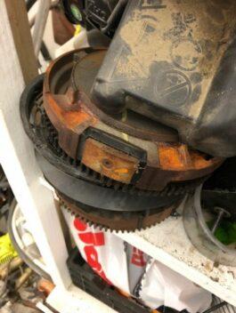 Svänghjul till Briggs motor